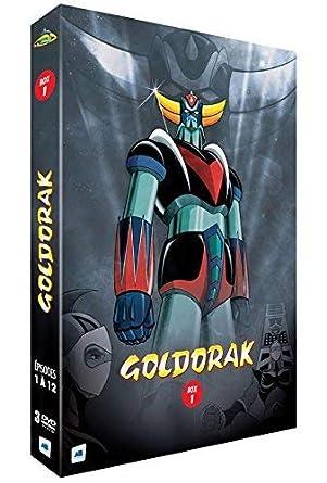 DVD TÉLÉCHARGER GOLDORAK