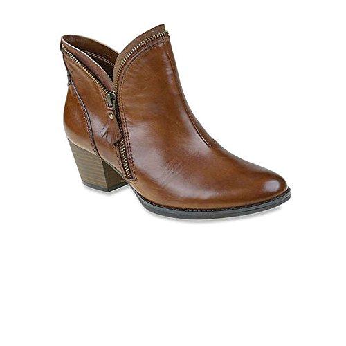 Almond Calf Footwear - 6