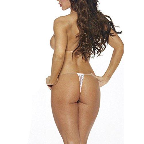 Fami intima da biancheria abbigliamento Familizo modo Camicia ❤️ biancheria di di donne sveglia intima uniformi delle sexy Donna Bianca da notte della della di 3 sexy Lingerie Capi xTqOOEI0