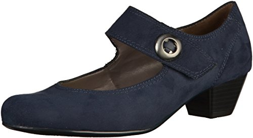 Jenny Womens 63673 Blue Pumps 22 xrSr6qX