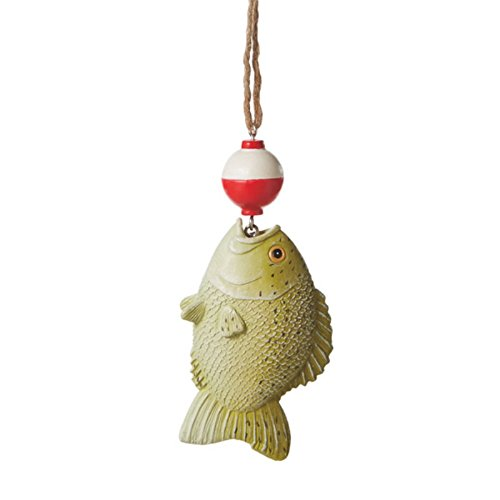 fish with bobber christmas ornament fishing - Fish Christmas Ornaments