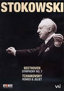 Beethoven: Symphony No. 7; Tchaikovsky: Romeo & Juliet [DVD Video]