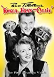 Kukla, Fran and Ollie: First Episodes, Vol. 2