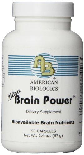 American Biologics Brain Power Capsules