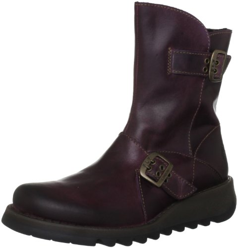 Fly London Seti, Bottes femme Violet (Purple)