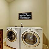 Laundry Room Sign - Rustic Farmhouse Decor Signs