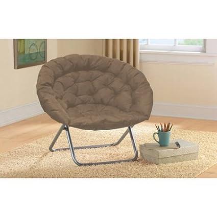Amazoncom Stylish Living Room Bedroom Moon Chair Oversized For