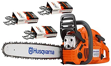 Husqvarna 460 Rancher Cutting Kit with accessories