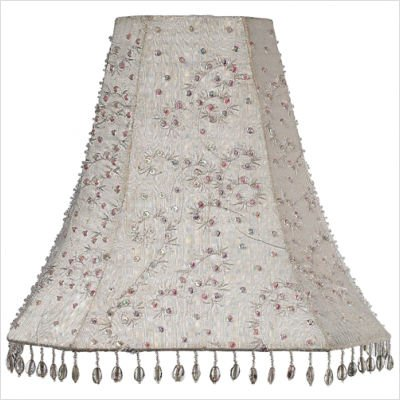 Jubilee Collection 4059 Starburst Shade, Large, Ivory