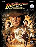 Indiana Jones and the Kingdom of the Crystal Skull Instrumental Solos - Flute -