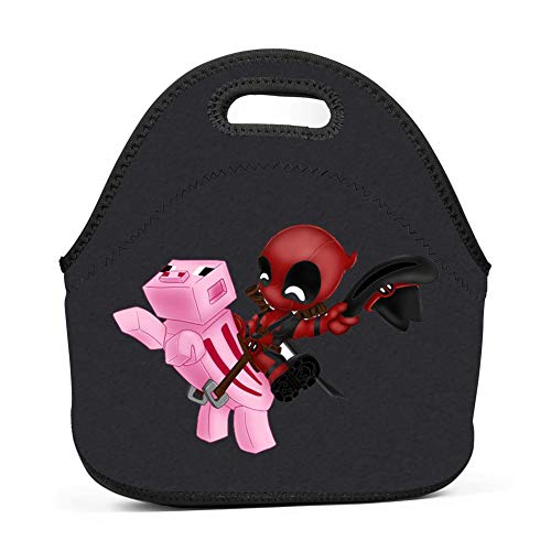 TADAWZD Lunch Bag Hog Rider Lunch Tote Lunch Box Women for sale  Delivered anywhere in USA