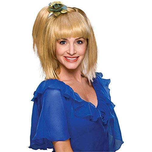 70's Prom Girl Wig - Rubie's Women's Standard 70's Prom Girl Wig, Multicolor, One Size