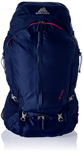 Gregory Mountain Products Women's Deva 60 Backpack, Egyptian Blue, Small