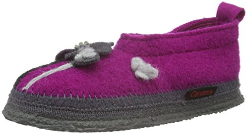 Giesswein WoMen Triebes Low-Top Slippers Pink - Pink (374 Traube)