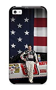 Anti-scratch Case Cover Shining Brightly Protective Dale Earnhardt Jr Case For Iphone 5c