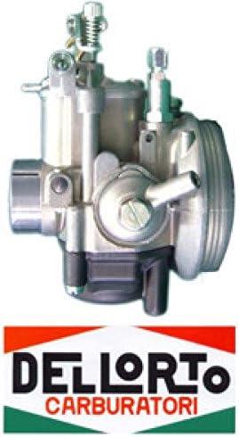 Vergaser Dell Orto Shbc 19 19e Für Vespa Pk50 125 Xl Referenz 00866 Motorrad