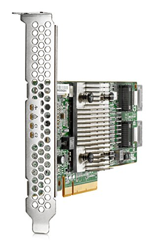 HP H240 Smart Host Bus Adapter Storage Controller Plug-in Card Low Profile ()