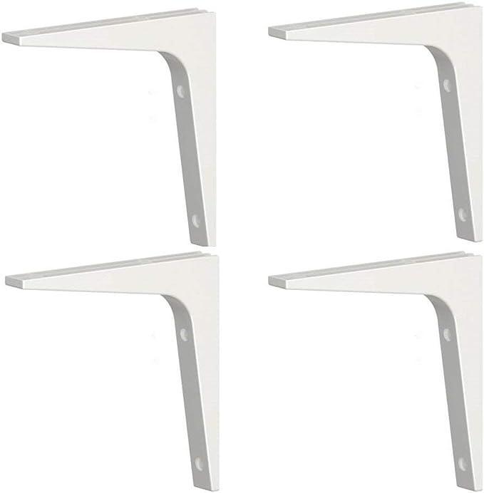 Ikea Supporto per mensola, Stodis Ekby (confezione da 4), 17