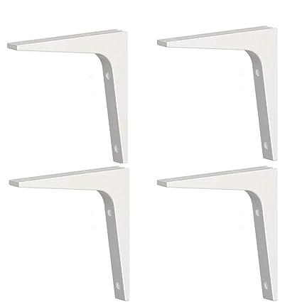 Ikea Supporto Per Mensola Stodis Ekby Confezione Da 4 17 14 X 17