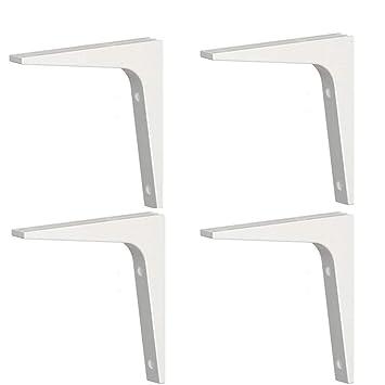 Ikea équerre Pour étagère Ferrures Adaptées Stodis Lot De 4