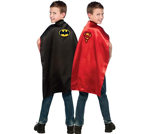 DC Comics, Reversible Batman and Superman Cape]()