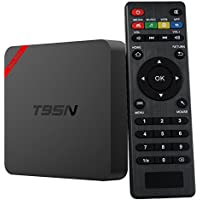 Balight T95N Mini MX+ Android 6.0 TV Box Quad Core Mali 450 1GB/8GB Amlogic S905 HD 4K Wifi H.265 Video Decode and 1080p smart tv box