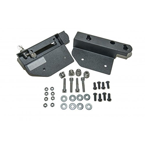 Easy Brackets Quick Release Saddlebag Mounting System (For use with OEM ()