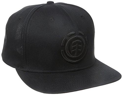 element-mens-knutsen-adjustable-hat-flint-black-one-size
