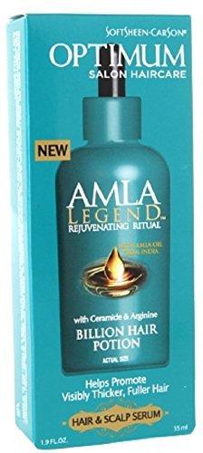 Softsheen Carson Optimum Amla Legend Billion Hair Potion, 1.9oz ()
