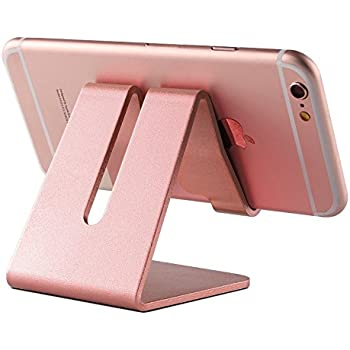 Amazon.com: Tablet Phone Stand Universal Solid Aluminum