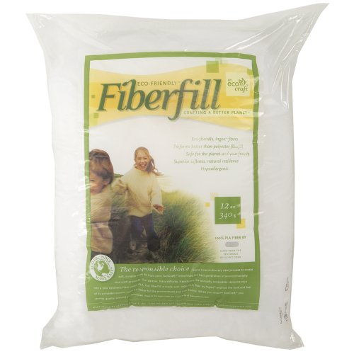 Mountain Mist Fiberfill, 12 Ounces ()