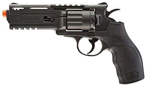 Elite Force H8R Revolver - Black Airsoft Pistol / Gun