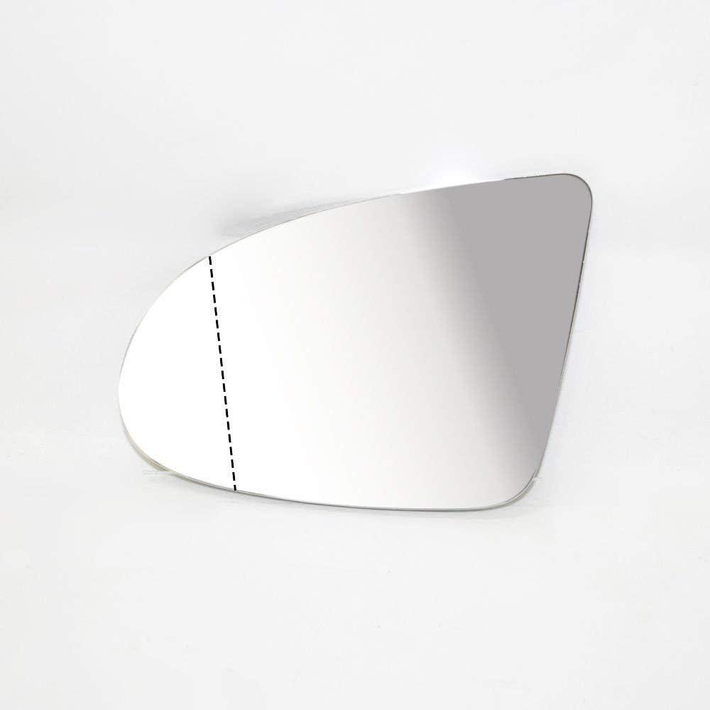 2005 OEM 8Z1857535A Miroir de r/étroviseur argent/é LHS Wide Angel chauffant et base pour A2 2000