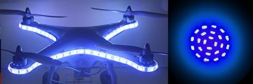 DJI Phantom 3 Deluxe Flight Kit Translucent BLUE
