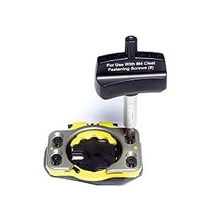 Speedplay Cleat-Fastening Screw Torque Wrench Black, For M4 Cleat Fastening Screws