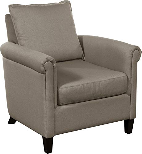 Serta UPH10031B Jackson Accent Chair Taupe