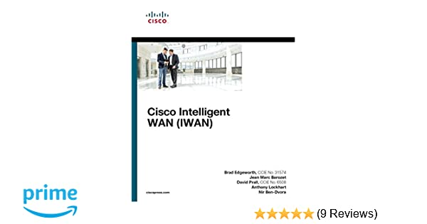 Amazon com: Cisco Intelligent WAN (IWAN) (Networking
