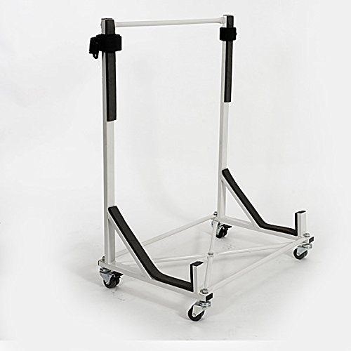 Heavy-duty Hardtop Stand / Storage Cart with Strap & Free Generic Dust Cover