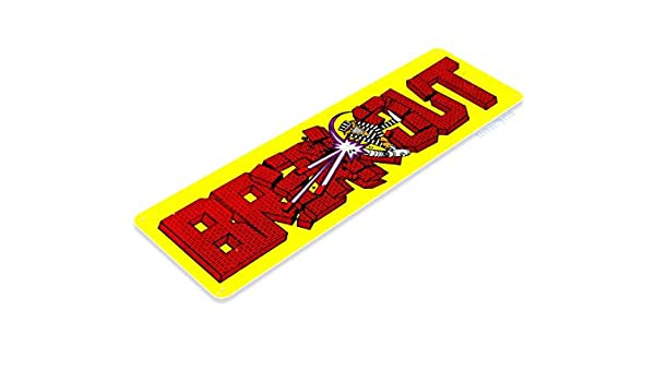 Classic Arcade Game Marquee Break Out Arcade Sign Game Room Tin Sign C458
