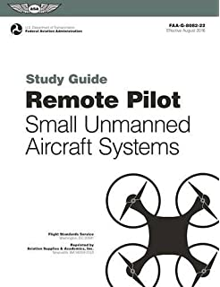 Remote pilot test prep 2018 study prepare pass your test and remote pilot suas study guide for applicants seeking a small unmanned aircraft systems suas fandeluxe Images