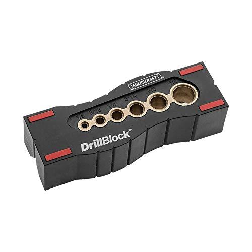 Milescraft 1312 DrillBlock- Handheld Drill Guide