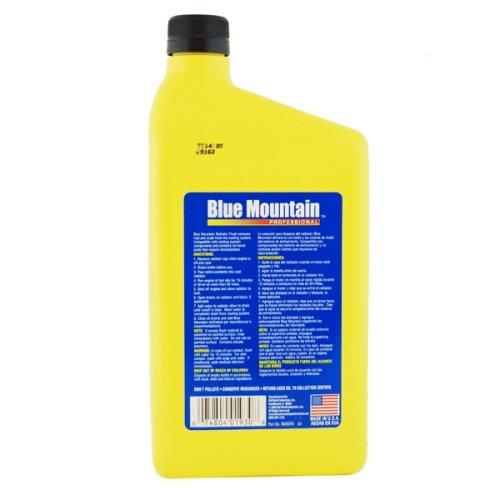 Blue Mountain Radiator Flush (32 oz)
