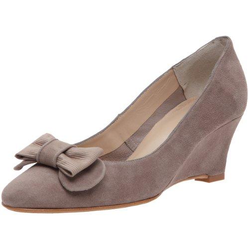 STUDIO PALOMA - Zapatos de cuero para mujer Beige