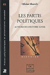 Les partis politiques : Acteurs de l'histoire suisse