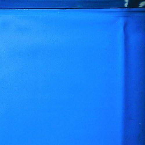 Gre KITPROV503W Sicilia-Piscina Elevada Ovalada, Aspecto, 500 x ...