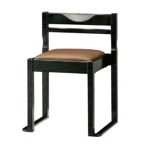 椅子 椅子 有田B [47 x 40 x H65 x SH44cm] 木製品 (7-775-15) 料亭 旅館 和食器 飲食店 業務用 B01H2TU5G0