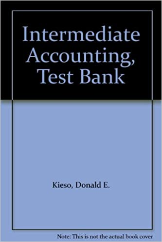 Amazon intermediate accounting test bank 9781118014677 intermediate accounting test bank 14th edition fandeluxe Image collections