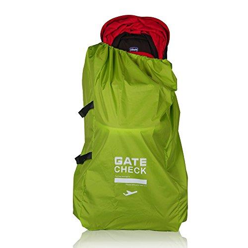 Stroller Bag Robbor XL Full Size Baby Stroller Bag Travel Gate Check Bag for Standard Stroller,Double Stroller,Jogging Stroller,Umbrella Stroller and Travel Systems Great for Airplane and Storage