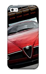 Crystle Marion's Shop Best Tpu Shockproof Scratcheproof Alfa Romeo 8c 10 Hard Case Cover For Iphone 5c
