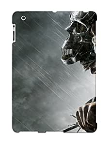 QueenVictory High Grade Flexible Tpu Case For Ipad 2/3/4 - Fantasy Art Dishonored ( Best Gift Choice For Thanksgiving Day)